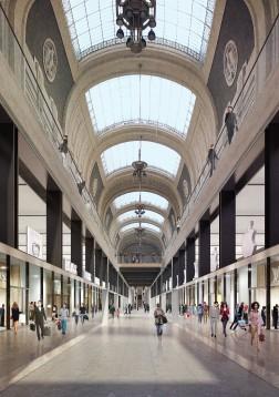 Milano Centrale and Roma Termini