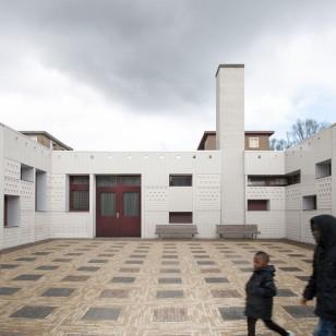Mevlana Mosque Amsterdam